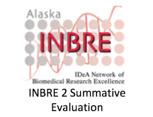 Alaska INBRE-2 Summative Evaluation
